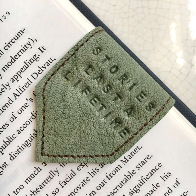green_leather_bookmark_by_law