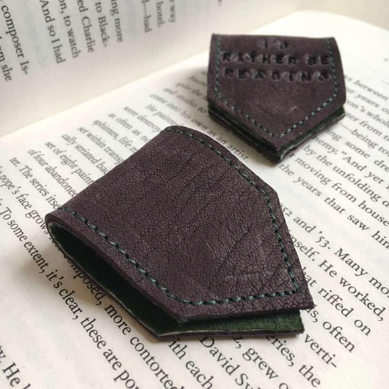 magnetic_purple_leather_bookmark_by_law