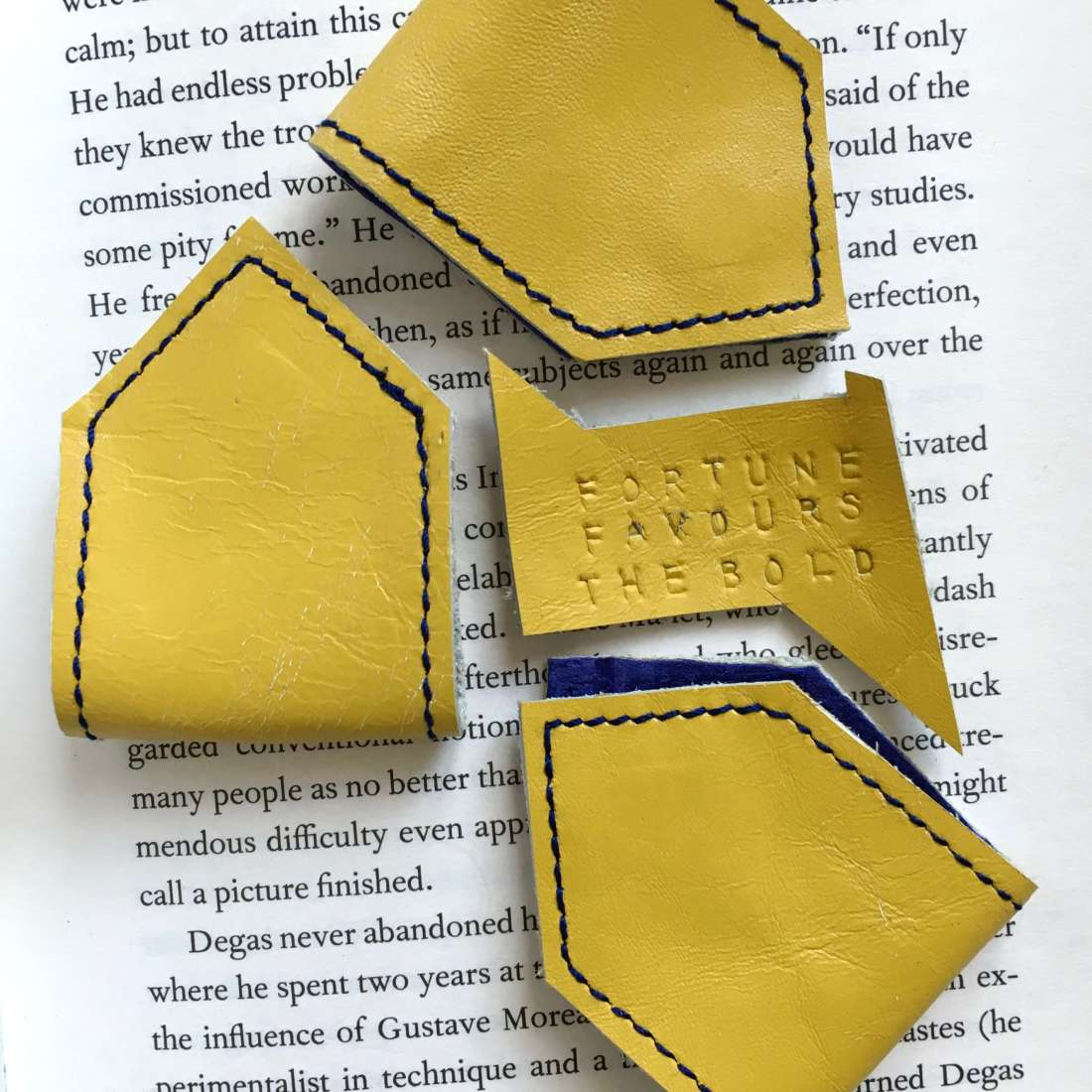 Yellow_leather_bookmark_by_law