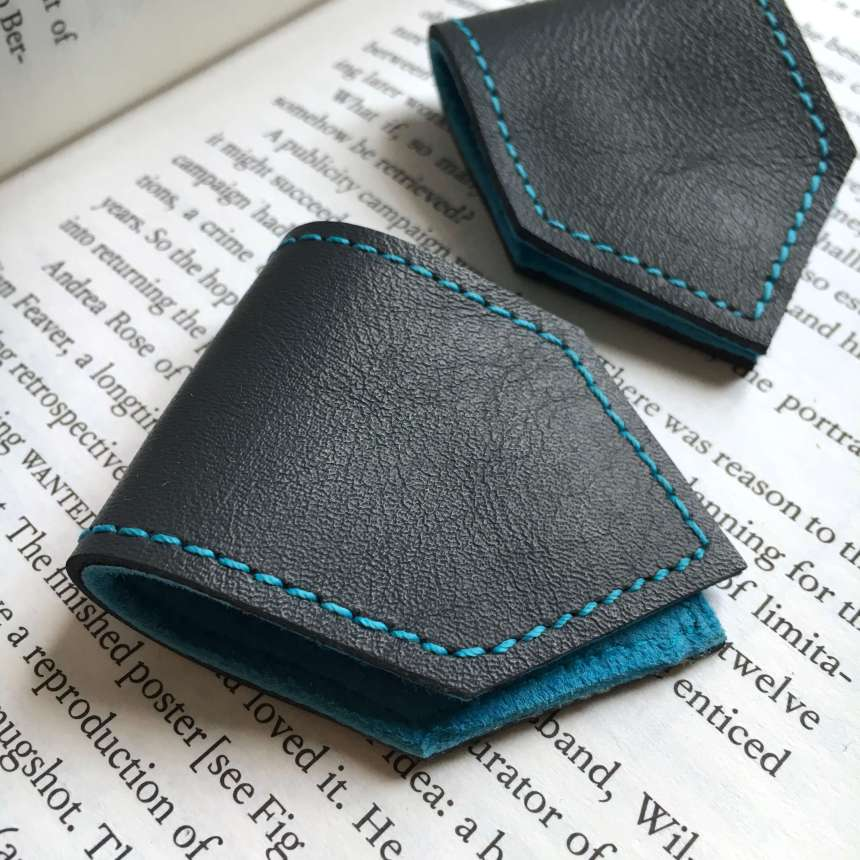 dark_grey_leather_bookmark_by_law
