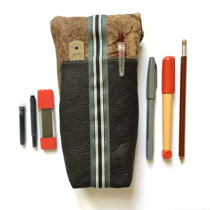 brown_Leather_pencil_case_backview_by_Law