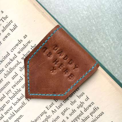 leather_ bookmark_fathers_day_daddy